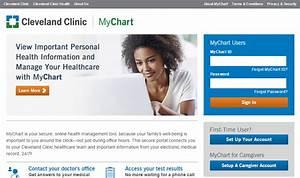 Cleveland Clinic Mychart Login