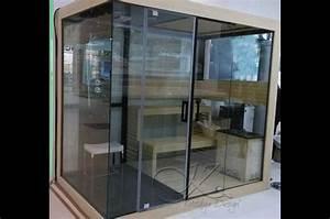 douche sauna hammam 39krystal loxia 252cm 252 x 150 x With sauna exterieur avec douche