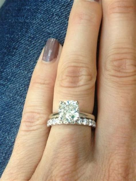 3 carat cushion cut engagement ring 178 best bling