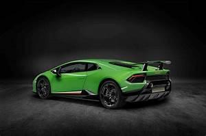Lamborghini Unveils  U2018ring Master Huracan Performante
