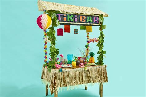 Build Your Own Tiki Bar by How To Make Your Own Tropical Tiki Bar Delights