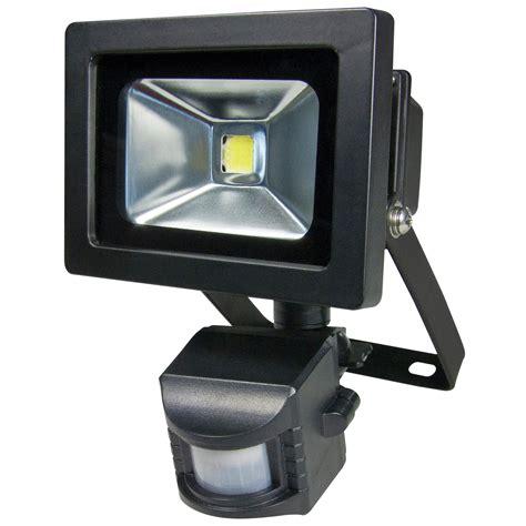 10w led waterproof motion sensor outdoor security light