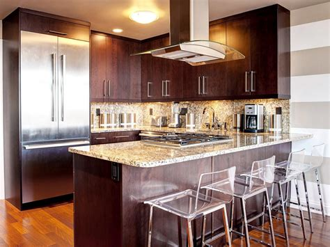 Small Kitchen Layouts Pictures, Ideas & Tips From Hgtv  Hgtv