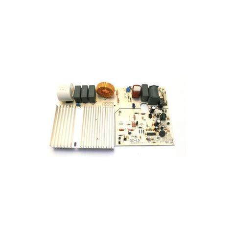 carte de puissance de plaque a induction modele c30l3b t