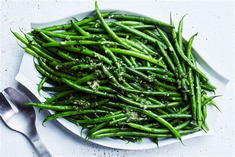haricot vert haricots verts thin french green beans with herb butter recipe