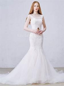 robe de mariage princesse dentelle broderie robe sur With robe sur mesure pas cher
