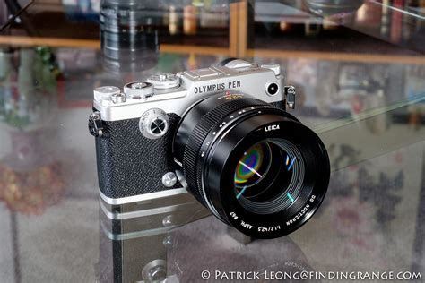 Olympus Penf Mirrorless Camera Review