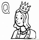 Coloring Queen Designlooter Victoria Printable sketch template