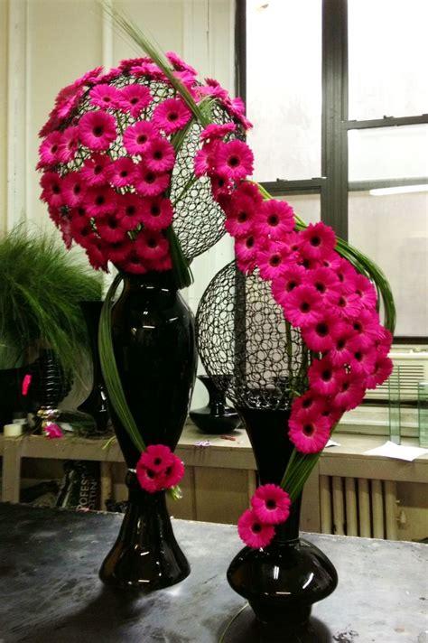 ideas  centros de mesa modernos arreglos florales