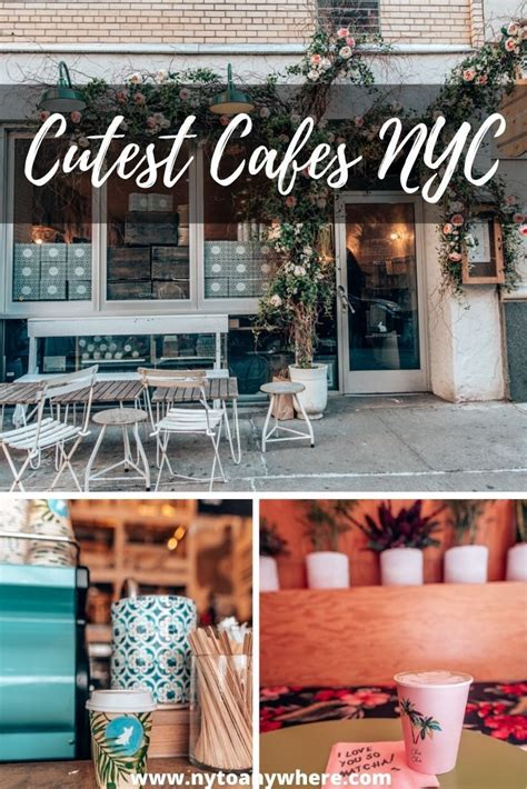My mom loves coffee as much a i do and is truthfully ready for coffee at. 16 of the Cutest Cafes in NYC : Coffee Shops in New York ...