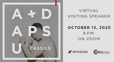International artist Cassils to speak at virtual Austin ...