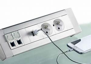 Goulotte Electrique Avec Prise : solutions bureau legrand ~ Mglfilm.com Idées de Décoration