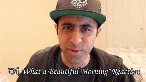 Pentatonix Reaction Video What Beautiful Morning