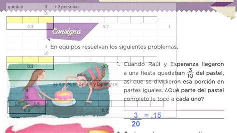 matematicas de sexto 2 0 pags 144 145 146 147 y 148 2015 youtube
