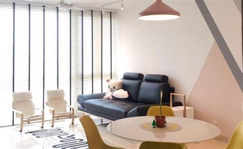 scandinavian interior design  pastel color palette