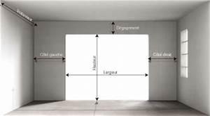 comment installer une porte de garage garaga With comment poser une porte de garage sectionnelle