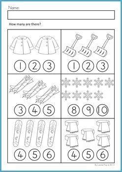 winter math worksheets activities no prep belle math
