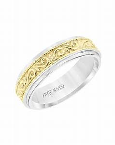 wedding rings With artcarved rings wedding bands
