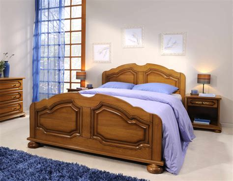 chambre a coucher moderne pas cher chambre en bois massif u chaios chambre coucher