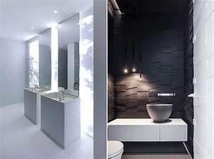 Moderne Badezimmer Ideen : bad modern gestalten mit licht freshouse ~ Michelbontemps.com Haus und Dekorationen
