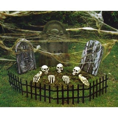 ideas inspirations indoor outdoor halloween yard