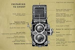 Rolleiflex 2 8e Camera Manual  Rolleiflex Camera Manuals