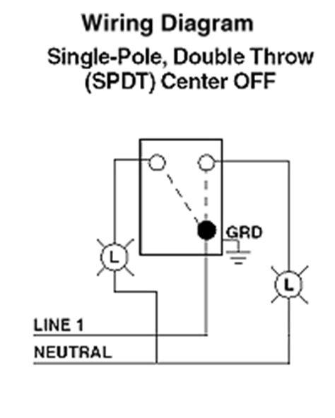 leviton single pole ac toggle switch momentary