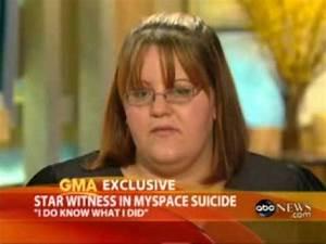 Teen Admits Guilt MySpace Suicide - Megan Meier [from www ...