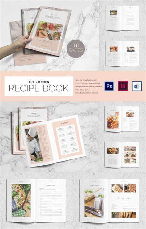 Cookbook Template Best 25 Cookbook Template Ideas On Recipe