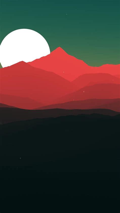 Minimalist Landscape Jt Wallpaper [1080x1920]