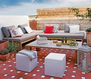 Boden Für Balkon : loungem bel f r balkon einige tolle vorschl ge ~ Michelbontemps.com Haus und Dekorationen