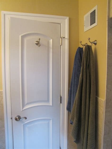 Where To Hang Towels In Small Bathroom 23 best images about hanging towel solutions on