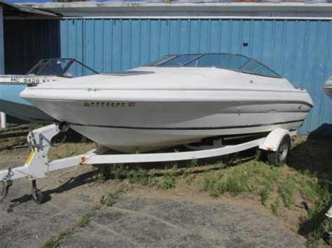 Cuddy Cabin Boats For Sale Michigan by 1992 Used Sea 200 Cuddy Cabin Cruiser Boat For Sale