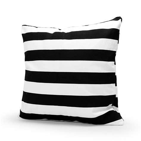 black and white throw pillows black and white throw pillow 1 68 shipped on