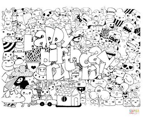 happy birthday drawing designs  getdrawings