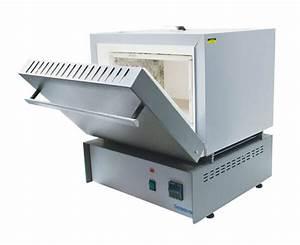 864in U00b3 Muffle Furnace W   Digital Controller