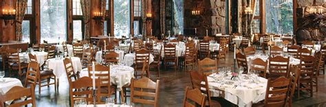 Ahwahnee Dining Room Menu by Bonnie Carroll S Bites Chef Hotel Profile