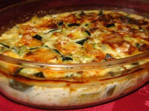 Gratin De Courgettes Fondant Simple - fondant courgette jambon fromage aur 233 lie cuisine