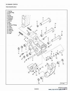 Bobcat 337  341 Excavators G Series Service Manual Pdf