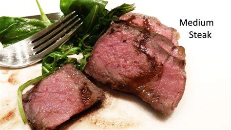 medium steak a perfect steak dinner with simple pan sauce vera s cookbook