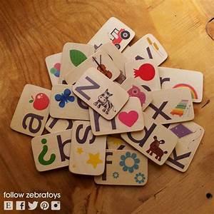 ABC-English-Alphabet-Flash Cards-Back To