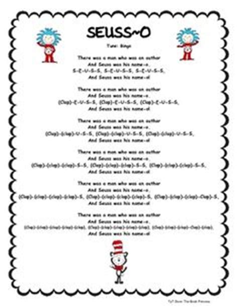dr seuss songs preschool 1000 images about dr seuss on dr seuss 599