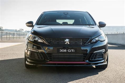 2019 peugeot 308 gti 2019 peugeot 308 gti sport special edition announced for