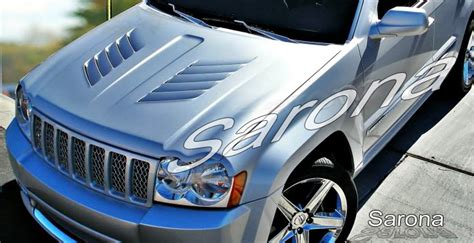 custom jeep grand cherokee hood suvsavcrossover
