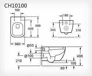 Zimmertüren Maße Norm : bernstein luxus wand h nge wc toilette wandh ngend absenkautomatik ch101 ebay ~ Orissabook.com Haus und Dekorationen