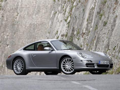 Porsche 911 Carrera 4 997 Specs 2005 2006 2007 2008