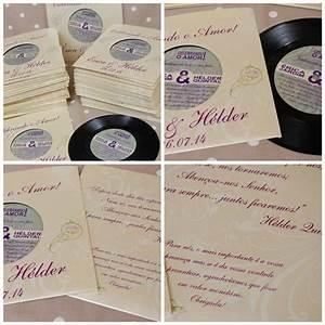 Bespoke design wedding invitations on original 7quot vinyl for 7 vinyl wedding invitations