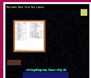 Mercedes Benz Fuse Box Layout  Wiring Diagram 185857