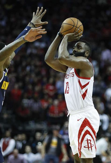 Rockets' James Harden ranks crossover move on Nuggets ...