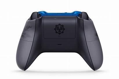 Xbox Gears Controller Mando Wireless War Discoazul